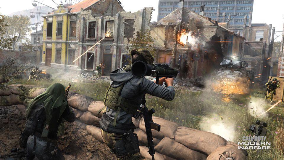 Filtrados los mapas que llegarán a Call of Duty: Modern Warfare vía DLC, y son unos cuantos