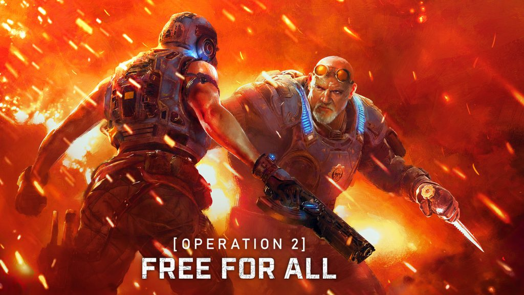 gears 4 new operation