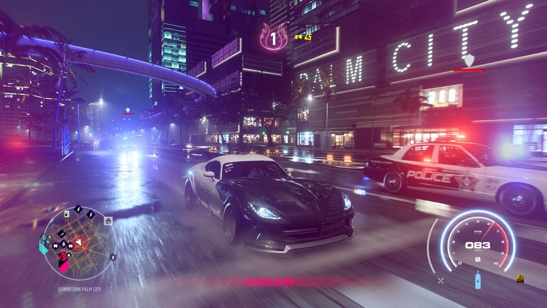 Image result for palm city nfs night cop chases