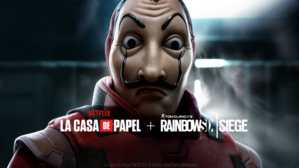 rainbow six siege money heist