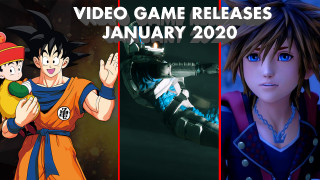 January 2020 Video Game Releases For PS4, Xbox One, PC, & Switch