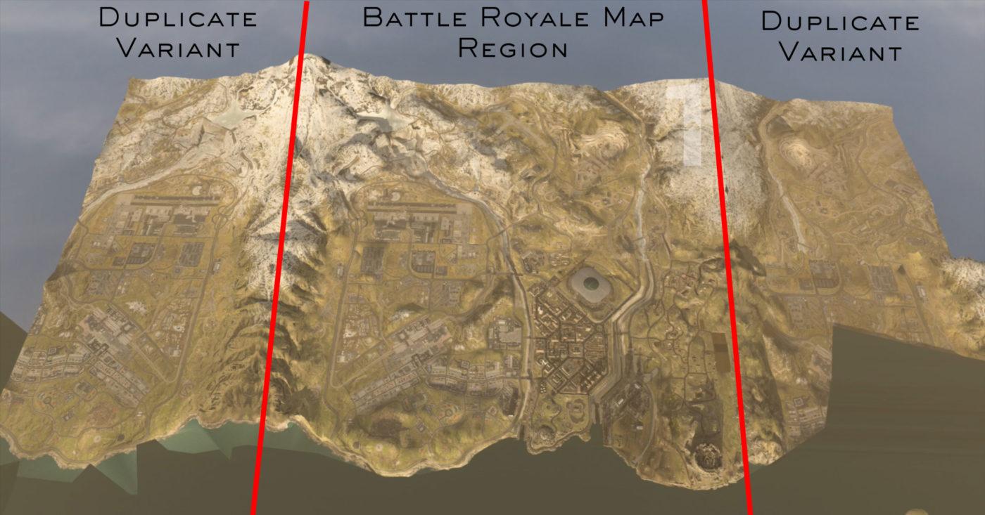 modern warfare battle royale map, Modern Warfare Battle Royale Map Leaked via Vacant, Here's an In-Depth Look, MP1st, MP1st