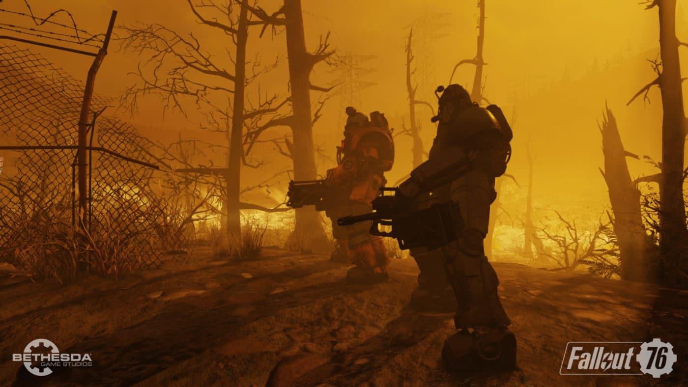 Fallout 76 Update 1.54