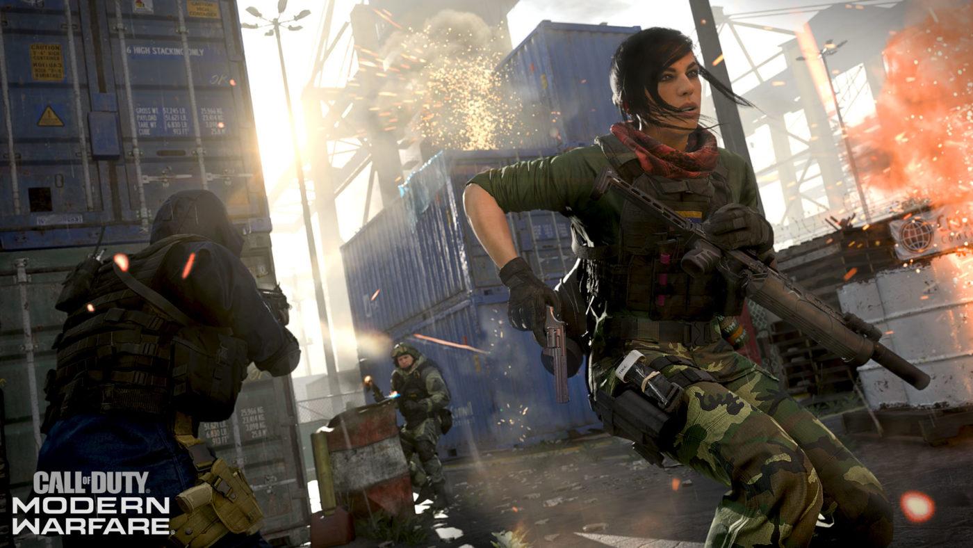modern warfare microtransactions, Modern Warfare Microtransactions Is an Example of How Activision Is Learning, MP1st, MP1st