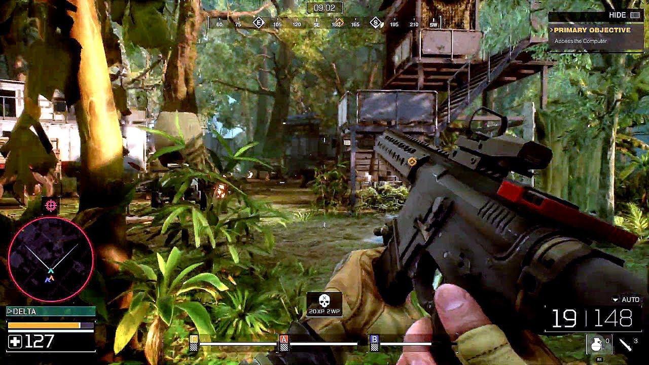 Predator Hunting Grounds Update 2.19