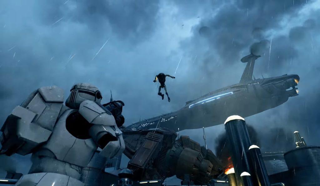 star wars battlefront 2 update 1.45