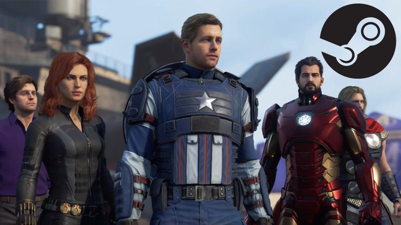 marvel's avengers new screens