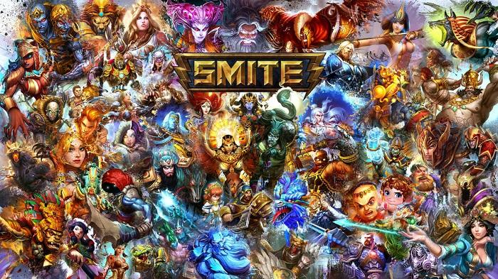 SMITE Update 11.93