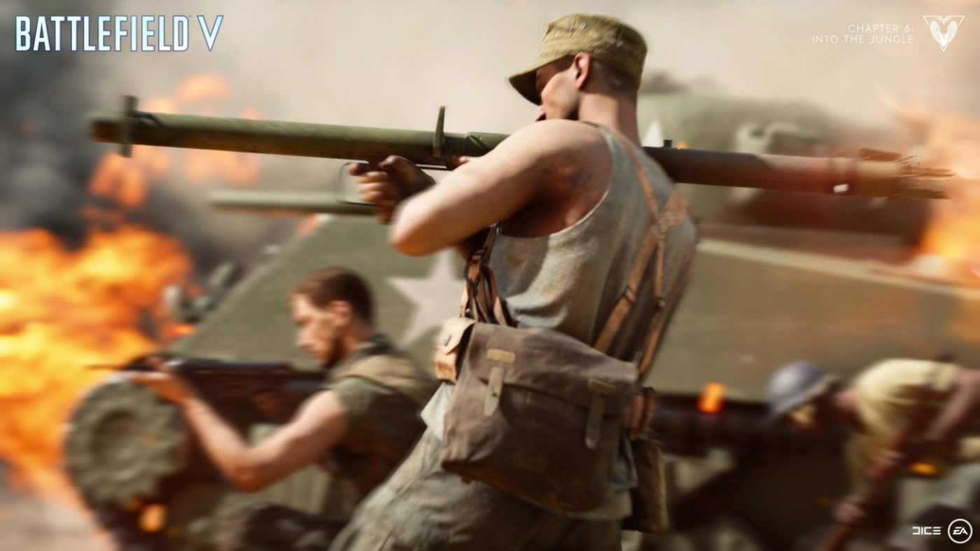 battlefield 5 update today may 12