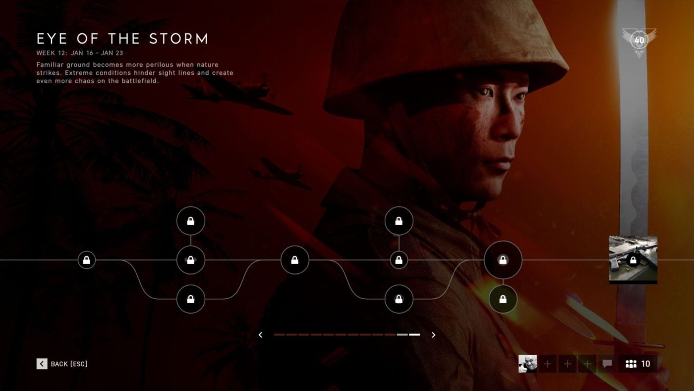 battlefield v weekly assignments