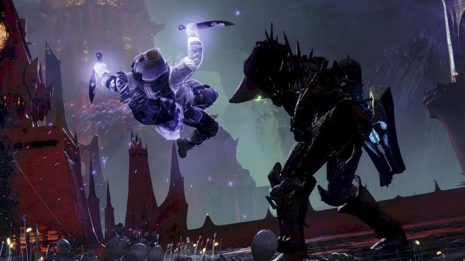 Destiny 2 Update 2.05 November 24