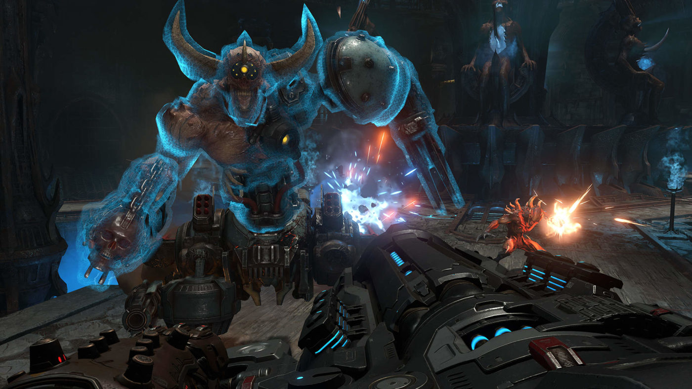 Doom Eternal Campaign Dlc The Ancient Gods Announced Mp1st
