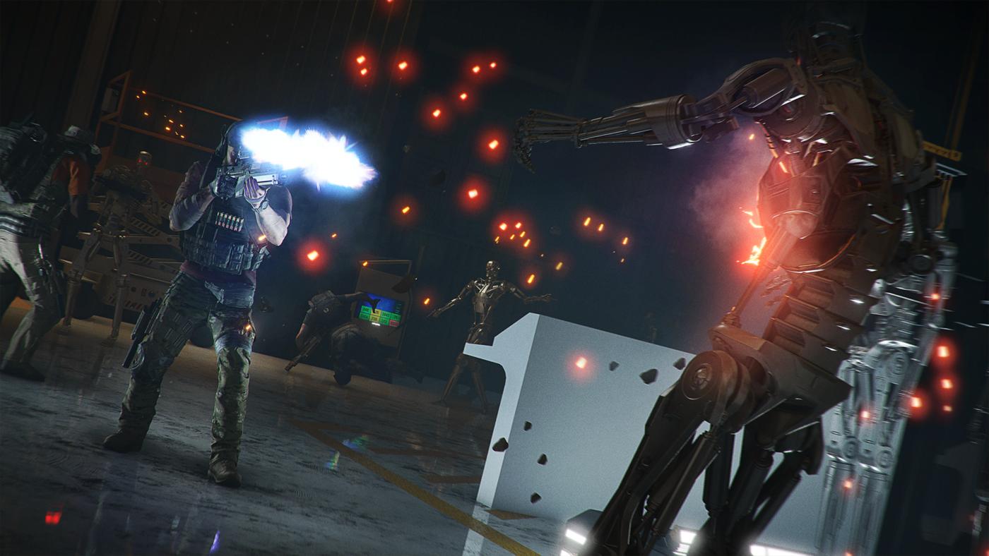 Hasta La Vista, Baby! Ubisoft Adds Terminators to Ghost Recon Breakpoint