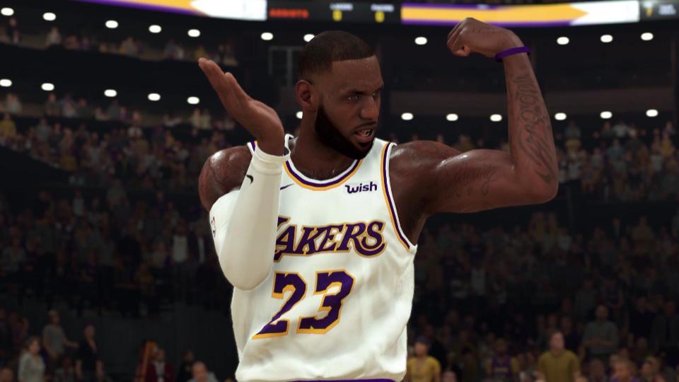 NBA 2K20 Update 1.14 July 20
