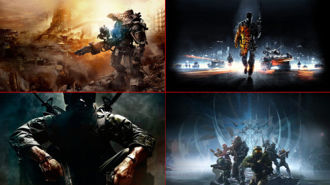 Best Multiplayer Shooters of the Decade