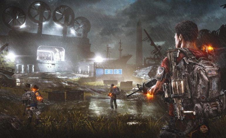 The Division 2 Update 1.29 December 8