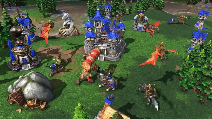Warcraft 3: Reforged only works if you missed the original