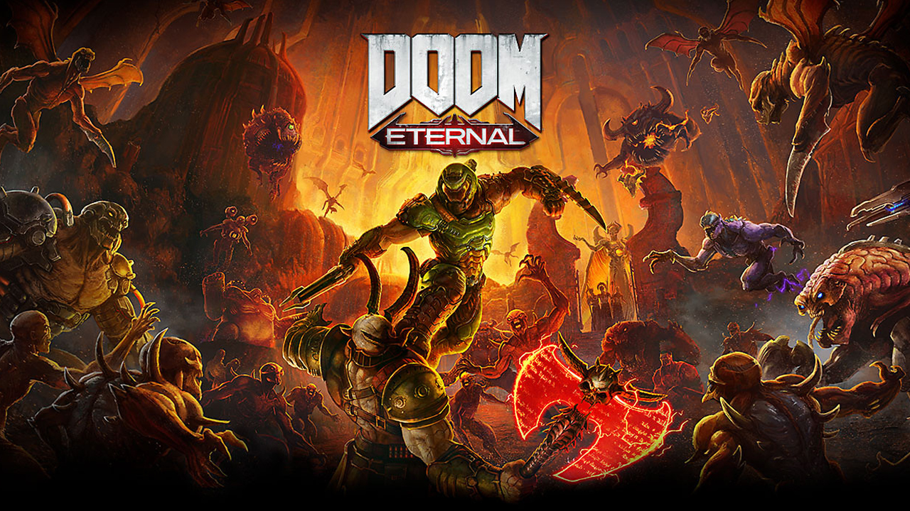DOOM Eternal Is Coming To Nintendo Switch Next Week