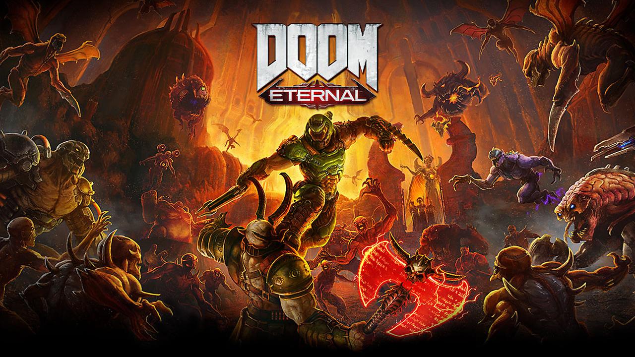 DOOM Eternal Update 1.12 December 9