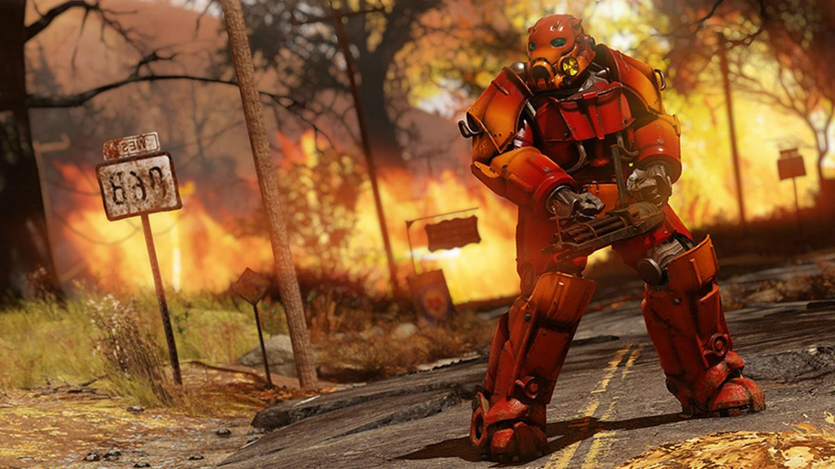 Fallout 76 Update 1.51 April 27