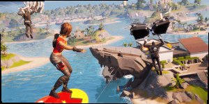 Fortnite Update 2.57 Now Live and Brings Chapter 2 Season 2 v12.00