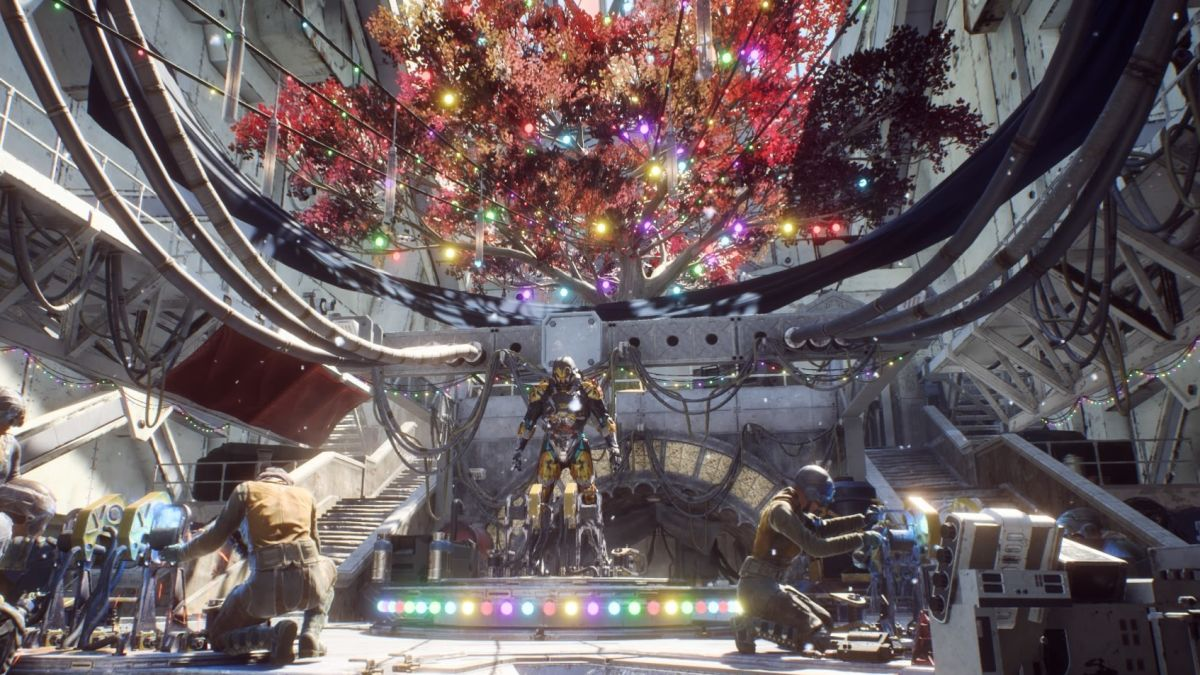 Anthem Christmas Decors Are Still Up And It S February 2020 Mp1st