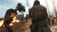 modern warfare warzone gameplay