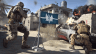 modern warfare infantry ground war