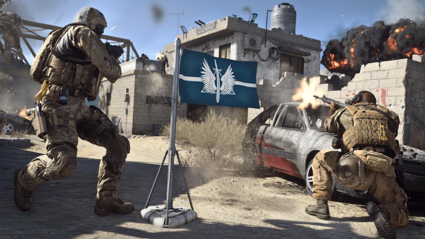 modern warfare defender pack