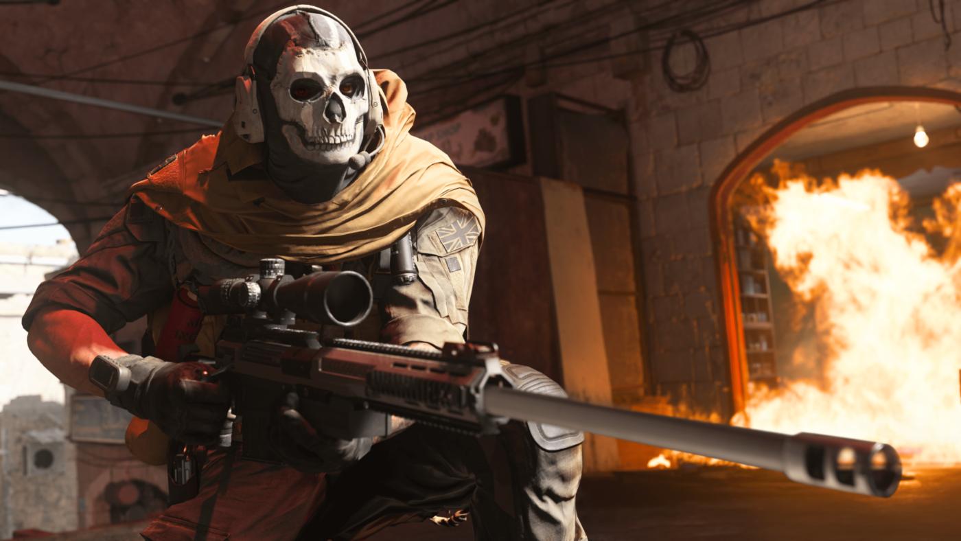 Modern Warfare Free Tier Skips Ghost Udt Pack Fix Still Being