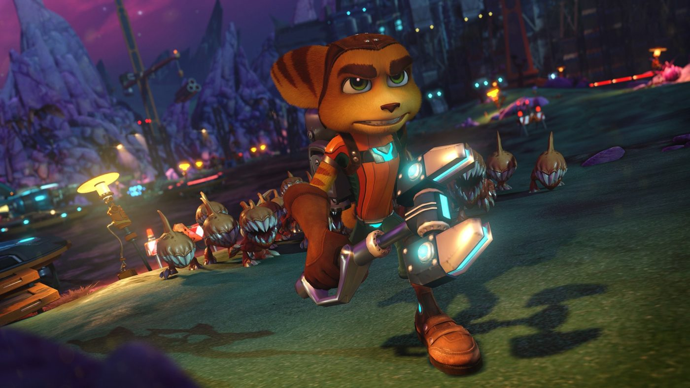 new ratchet & clank game