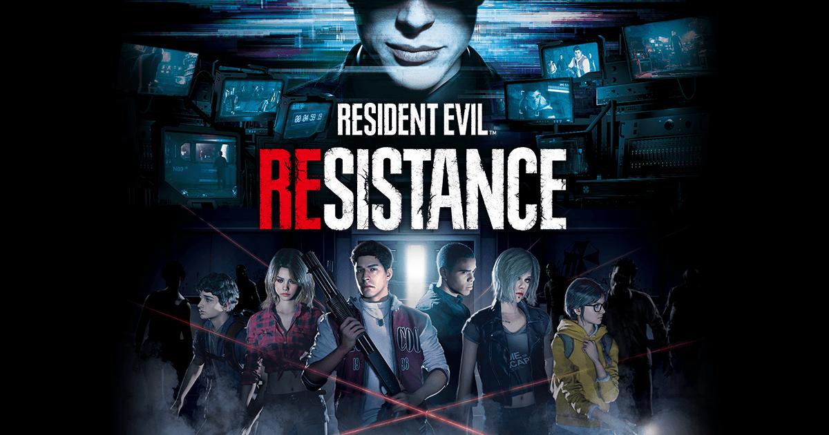 Resident Evil Resistance Update 1.10 October 7