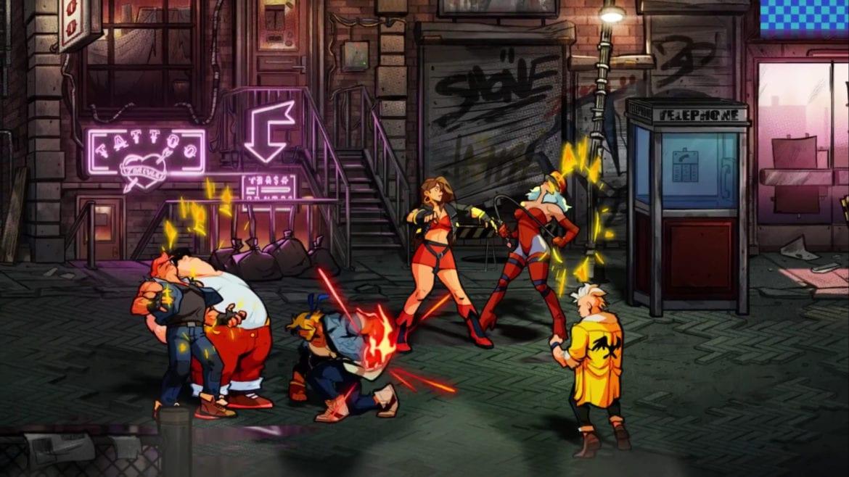streets of rage offline