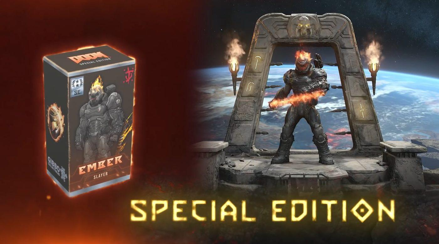 Doom Eternal battle pass, id Software Talks Doom Eternal Battle Pass, Cosmetics, and Boosters, MP1st, MP1st