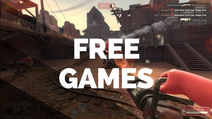 free games that you can play right now