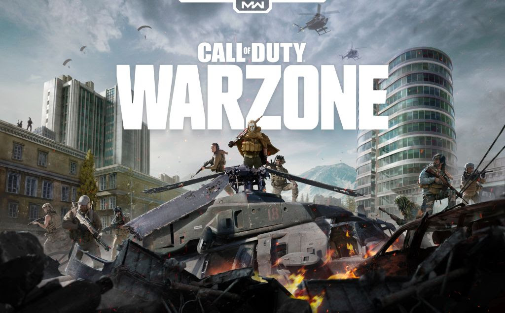 COD Mobile Warzone Gameplay