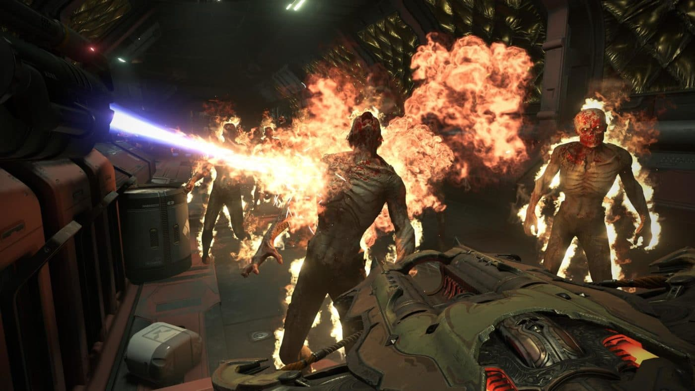 Doom Eternal: The Ancient Gods Part One Gamescom trailer, release date revealed