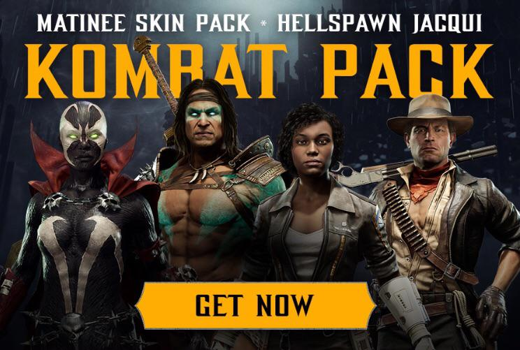 mortal kombat 11 matinee skin pack, Mortal Kombat 11 Matinee Skin Pack Announced, Reveals She-Spawn, MP1st, MP1st