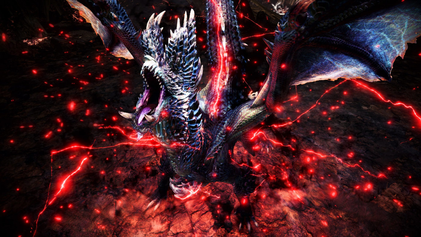 Monster Hunter World's Iceborne Update Will Come With New Monster