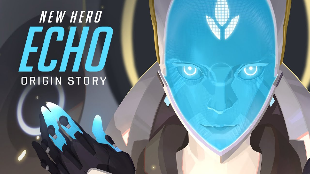 Overwatch Finally Gets its 32nd Hero - Echo