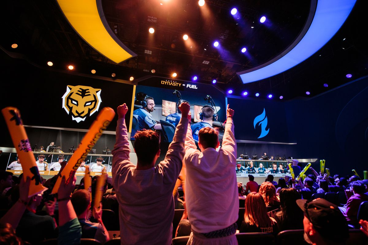 , Cancellation of Overwatch League Matches Due to Coronavirus, MP1st, MP1st