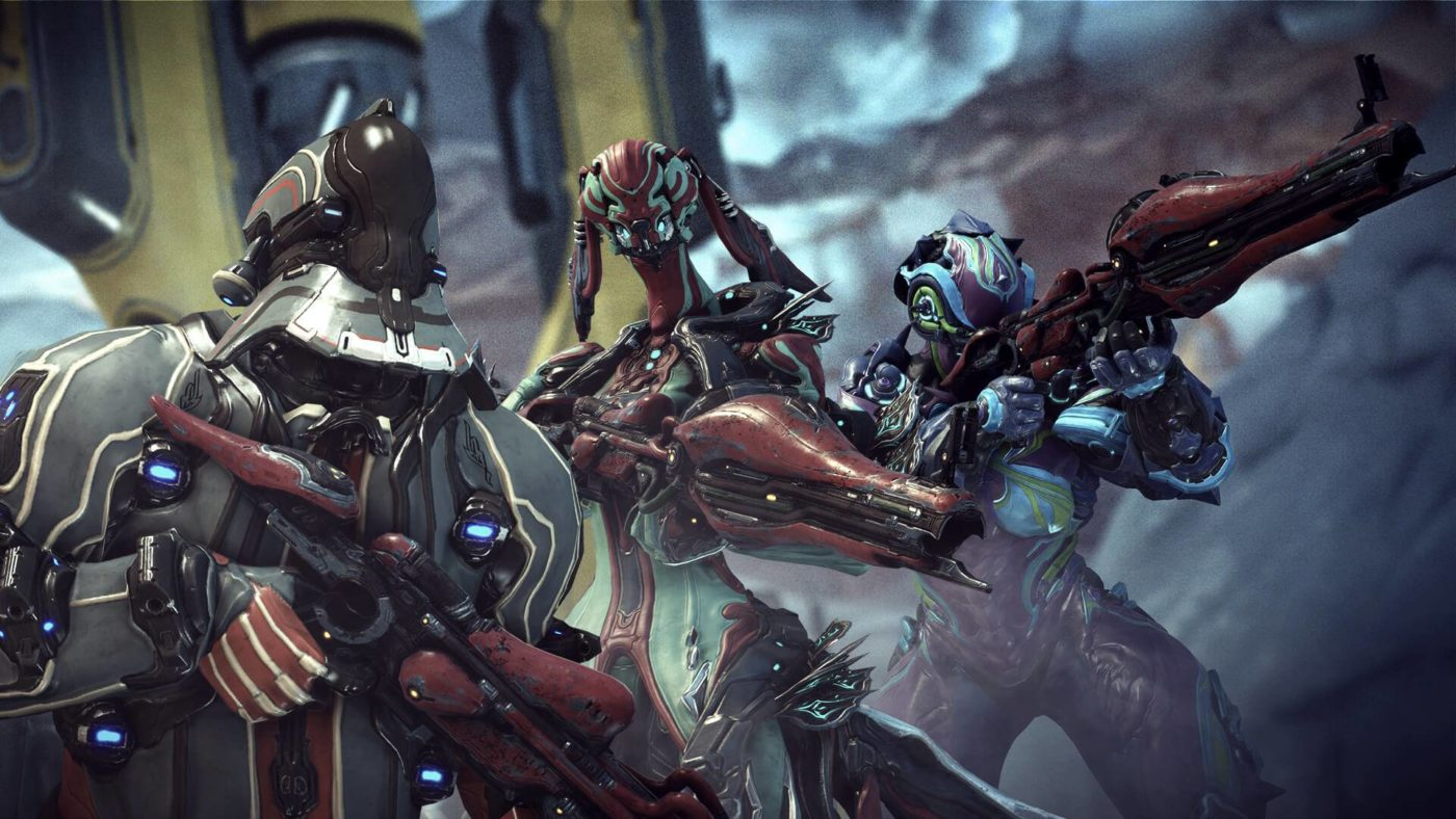 Image result for Arcanes in Warframe Weapon