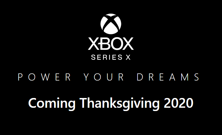 xbox series x release date, Report: Xbox Series X Release Date Set, Coming in Thanksgiving 2020, MP1st, MP1st
