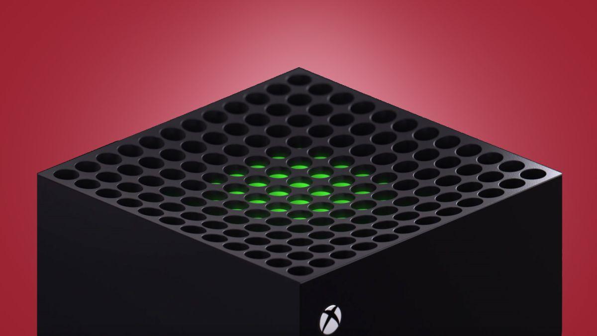 Xbox Series X Temperature