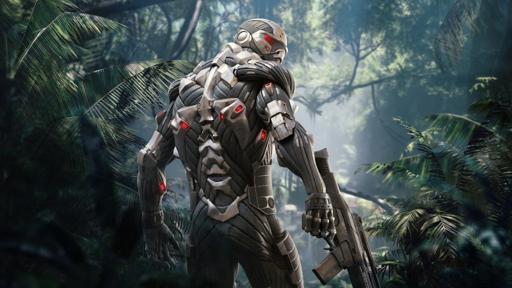 Crysis Remastered Update 1.01 December 3