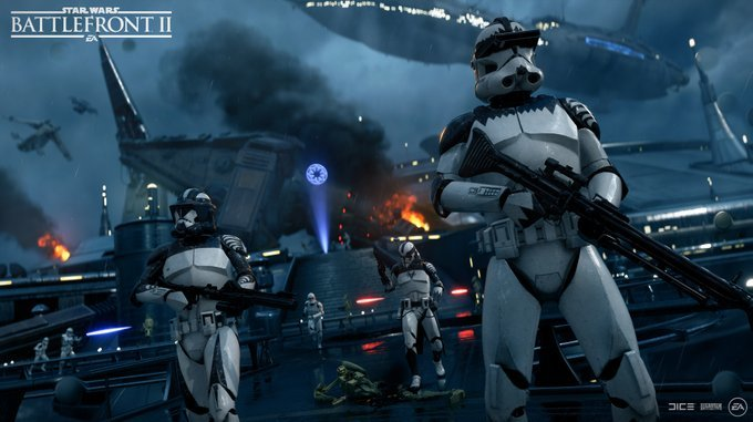 star wars battlefront 2 events