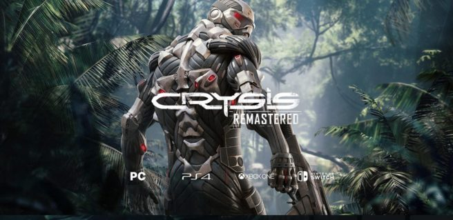 crysis remastered, Report: Crysis Remastered Accidentally Confirmed by Official Crysis Website, MP1st, MP1st