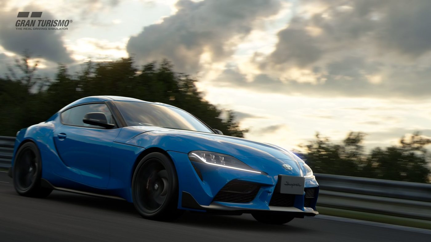 gran turismo sport update 1.57, Gran Turismo Sport Update 1.57 Drives Out, Introduces 2020 Toyota GR Supra RZ (N300), MP1st, MP1st