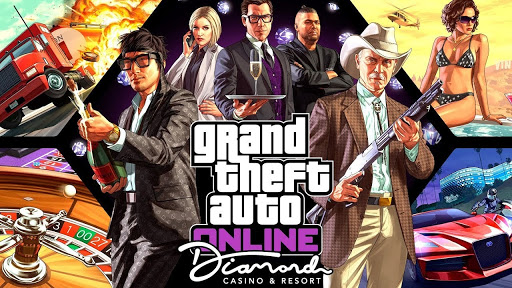 , GTA Online's Diamond Casino and Resort Makes a Startling Entry, MP1st, MP1st