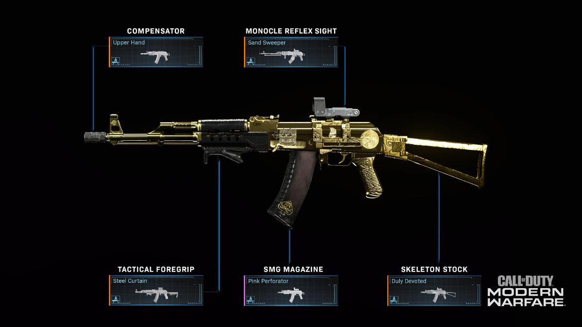 modern warfare gunsmith customs, Modern Warfare Gunsmith Customs, New Weapon & More Coming This Week, MP1st, MP1st